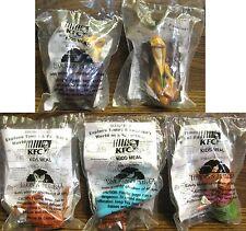 Vintage 1996/7 KFC/Disney Lion King Kids Meal Action Toys Set of 5 MIP Rare