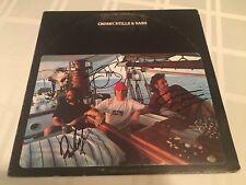 Crosby Stills & Nash SIGNED Debut LP Album X3 CSN Neil Young PROOF