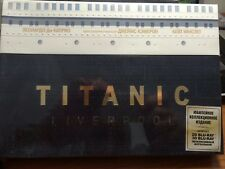 Titanic 3D Collectors Edition(4Blu-ray 3D/2D+PhotoAlbum, Rus/English) RegionFREE