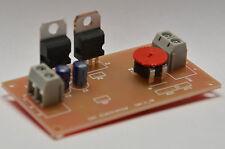 Intermittente per diodi led alimentati a 12V esempio: strip led, led auto, ecc.