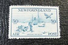 nystamps Canada Newfoundland Stamp # C15 Mint OG H $35   J22x2266