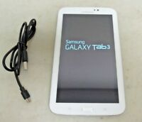 Samsung Galaxy Tab 3 SM-T210R 8GB, Wi-Fi, 7in - White