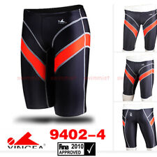 """NWT YINGFA 9402-4 COMPETITION RACING JAMMER XL WAIST 31.5-33"""" Sz32 FINA APPROVED"""