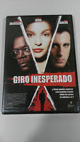 GIRO INESPERADO DVD ASHLEY JUDD NEW AND SEALED NUEVO PRECINTADA!!!