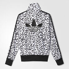 nwt~Adidas Originals INKED FIREBIRD Jacket Supergirl AOP Track Top~Womens size S