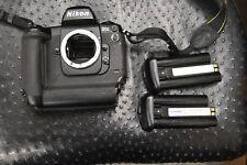 NIkon D1X F-Mount 5.3MP CCD Digital Single Lens Reflex DSLR Camera FREE S/H
