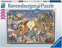 Ravensburger 16808 Romeo and Juliet 1000 Piece Jigsaw
