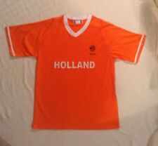 Vintage EB Sports KNVB Holland Soccer Futbol Jersey Men's Size XL