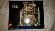 LEGO® Creator Expert 10278 Police Station - Polizeiwache SCHNELLER VERSAND NEU