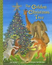 NEW Golden Books THE GOLDEN CHRISTMAS TREE Wahl Weisgard Hardcover Picture Book