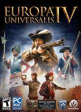 Europa Universalis 4 IV MAC/WIN  *NEW*