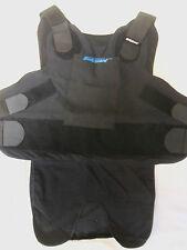 CARRIER for Kevlar Armor- (WOMANS)-- BLACK 2XL/N  Bullet Proof Vest Carrier Only
