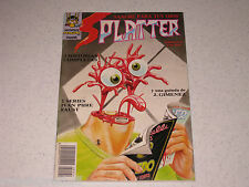 Splatter Issue #4 1991 Very Hard To Find Tim Vigil Faust Comic From Spain VF/NM