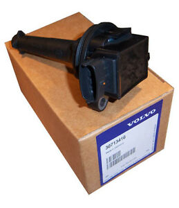 Volvo Ignition coil  genuine S60 S80 XC70 XC90 S70 V70  9125601  30713416  00117