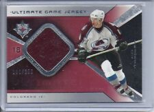 ALEX TANGUAY 04-05 ULTIMATE COLLECTION JERSEY
