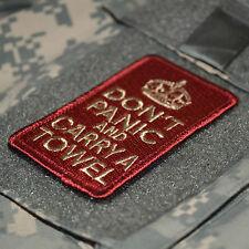 KANDAHAR WHACKER JSOC USMC KILLER ELIET FORCE RECONPATCH: Keep Calm Carry Towel