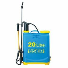 16L Garden Backpack Pressure Sprayer Knapsack Weed Chemical Weed killer Sprayer