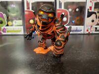 Funko Mystery Mini Spider-Man Far From Home Molten Man Glow GITD Gamestop 1/72
