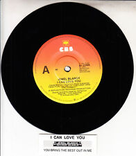 JEWEL BLANCH  I Can Love You & ARTHUR BLANCH You Bring The Best Out In Me 45 NEW