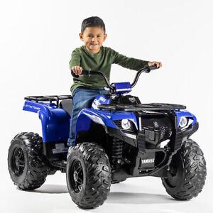Yamaha Grizzly 24 Volt Ride On Boys