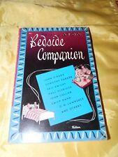 1947 Avon (109) PB Book-Bedside Companion-John O Hara, Dorothy Parker-More!