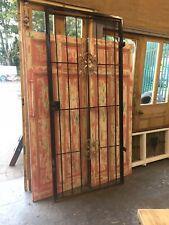 Metal Security Door/Gate