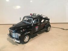 Jada Black 1953 Chevy Tow Truck  1:24  HWY 66 Tow Truck (Continental U.S. ONLY)