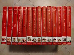 L'enciclopedia della cucina italiana, La Biblioteca di Repubblica Mondadori