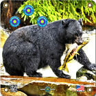ArrowMat Archery Target 1000 Shots...Black bear