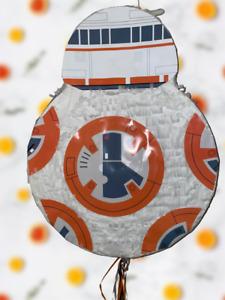 BB8 Pinata Star Wars 53 CM New