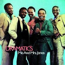 DRAMATICS - Me & Mrs Jones - CD - **BRAND NEW/STILL SEALED**