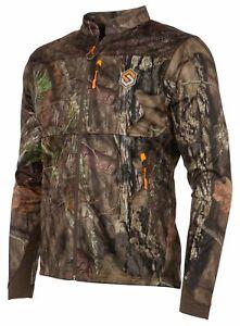ScentLok Savanna Aero Crosshair Hunting Jacket (Mossy Oak Country, X-Large)