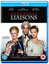 Dangerous Liaisons [Blu-ray] [1988] [DVD][Region 2]