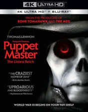 Puppet Master: The Littlest Reich [New 4K UHD Blu-ray]