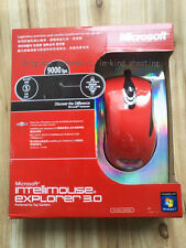 Microsoft IntelliMouse Explorer 3.0 / 9000FPS / 25G / 54IPS Optical Mouse, rad