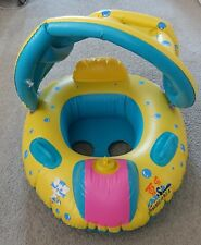 SUMMER SEA FLOAT Inflatable Swimming ring for 16-36 m - NO WHEEL