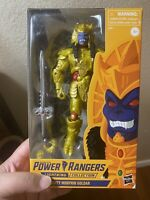 Power Rangers : Lightning Collection - Goldar - MMPR Action Figure - (Brand New)