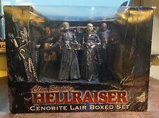 REEl TOYS NECA, Clive Barker's HELLRAISER Cenobite Lair Boxed Set