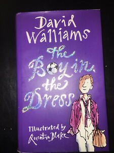 The Boy In The Dress David Walliams 2008 1st Edition Pre-owned