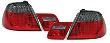 Red black LED tail lights rear lights for BMW E46 3 SERIES Convertible 00-07
