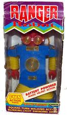 Cragstan Robot Japan Vintage Ranger Robot 1968