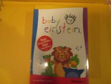 Baby Einstein Volume 1 (DVD, 2003) Four DVD Boxed Set/ Mfg. Sealed