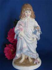 ROYAL WORCESTER LULLABY Figurine Ltd Ed
