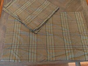 NWOT Ralph Lauren Eccleston Full/Queen Pillowcases Set of Two