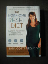 THE HORMONE RESET DIET - Help Your Metabolism to Lose up to 15 Pounds in 21 Days
