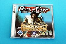 PC Computer Spiel - Prince of Persia: The Two Thrones - Special Edition - in OVP