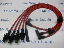 RED 8MM PERFORMANCE IGNITION LEADS WILL FIT PEUGEOT GTi 205 305 309 405 1.6  HT
