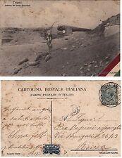 # FORTI MILITARI IN TRIPOLITANIA - INTERNO DEL FORTE HAMIDYE'  1912
