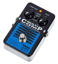 EBS MultiComp | Studio Guitar/Bass Effects Pedal