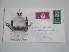 Handstamped Cats Used Great Britain First Day Covers